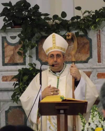 S. E. Mons. Giuseppe Satriano