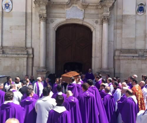 Omelia dell'Arcivescovo per le esequie di don Emilio Andriano
