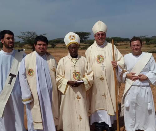 Visita Pastorale dell'Arcivescovo in Kenya