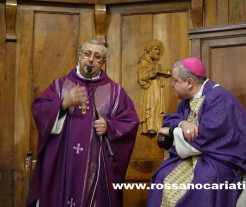 Giubileo Sacerdotale e della Vita Consacrata – Saluto e Omelia