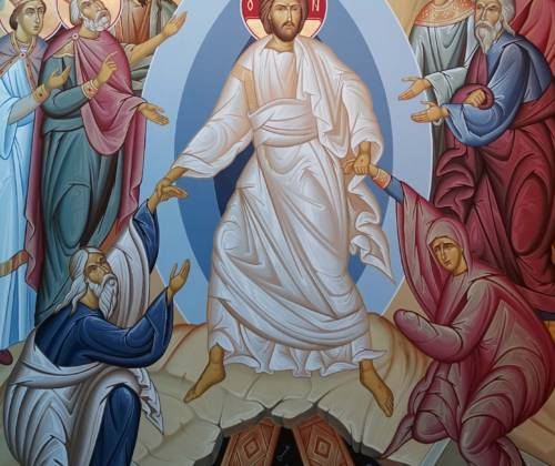 A braccia aperte…  per una  Pasqua di Risurrezione