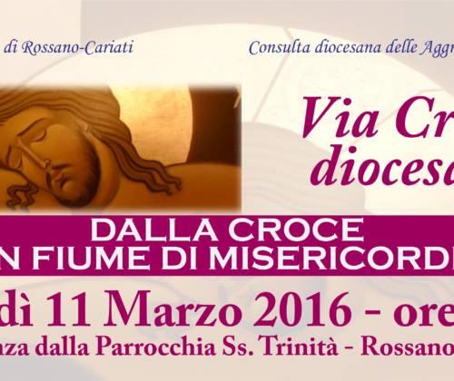 Venerdì 11 la tradizionale Via Crucis Diocesana