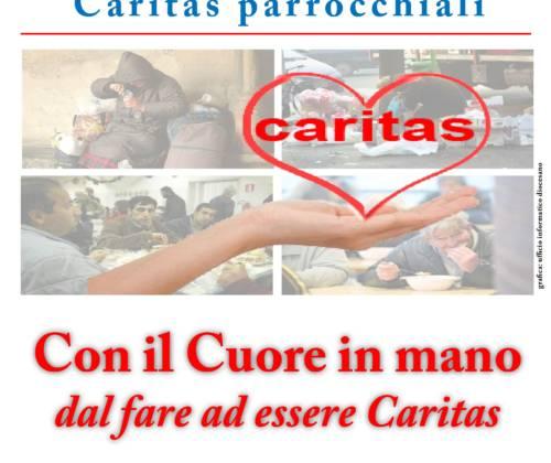 Sabato 28 le Caritas parrocchiali si incontrano in un Convegno diocesano