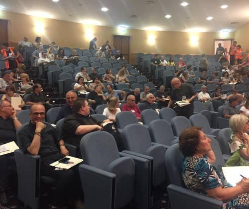 Live Convegno Ecclesiale Diocesano, II giorno. Relazione S.E. Mons. Castellucci