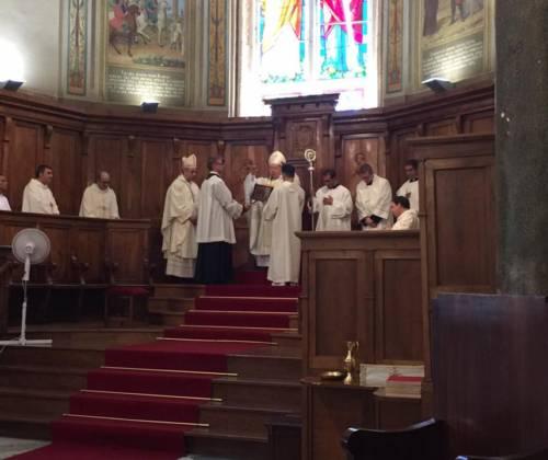 Omelia di S. E. Mons. Antonio Cantisani della Messa Pontificale, in occasione della festa della SS Achiropita