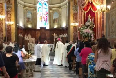 Celebrazione Diocesana in onore della Vergine Santa Achiropita -Omelia dell'Arcivescovo
