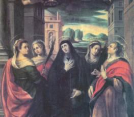 Il Santo del giorno: Sante Fosca e Maura