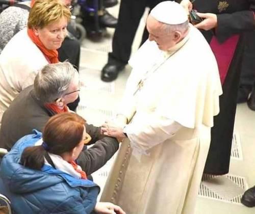 Messaggio del Santo Padre per la XXVII Giornata Mondiale del Malato