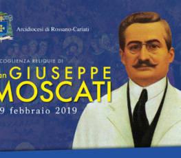 Accoglienza reliquie San Giuseppe Moscati