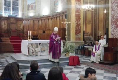 Omelia dell'Arcivescovo – Quaresima: chiamata alla gioia.