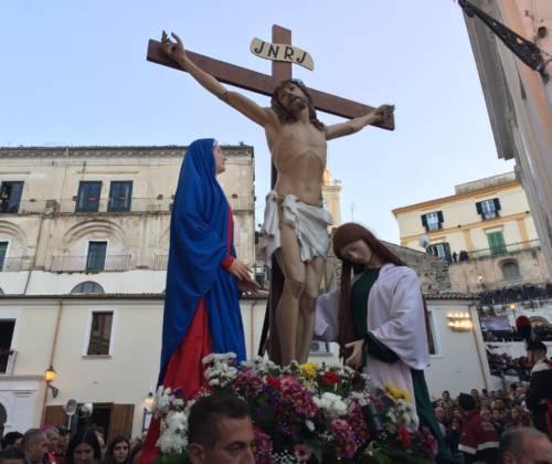 Venerdì Santo la Processione dei Misteri