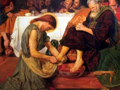 """La Messa in """"Coena Domini"""" del Giovedì Santo apre il Triduo Pasquale. L'Omelia di Mons. Satriano"""