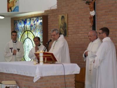 Messa in Coena Domini nel  Carcere di Corigliano Rossano.