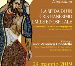Assemblea Pastorale Diocesana con Suor Veronica Donatello