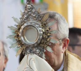 Festa Diocesana del Corpus Domini