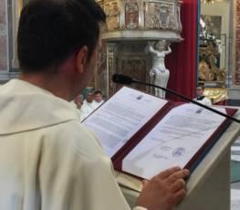 L'Arcivescovo ha indetto la Visita Pastorale e comunicato le nuove nomine