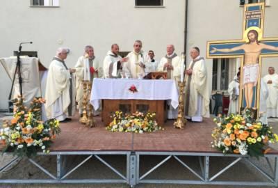 OMELIA – Benedizione del Monastero S. Agostino 28 agosto 2019