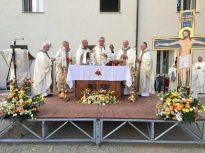 Benedizione del Monastero S. Agostino – Omelia dell'Arcivescovo –