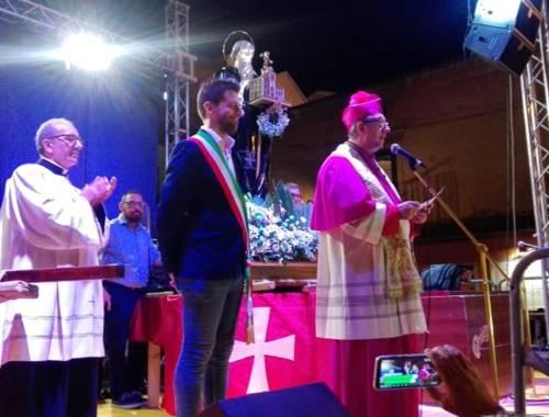 Festa San Nilo e San Bartolomeo. Il messaggio alla città di Mons. Giuseppe Satriano