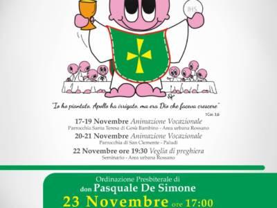 Ordinazione presbiteriale don Pasquale De Simone
