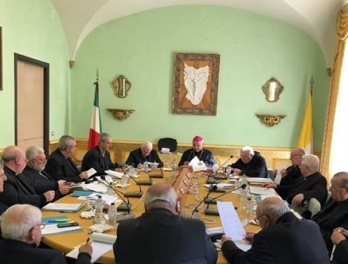 Le disposizioni dei vescovi calabresi per affrontare l'emergenza del corona virus