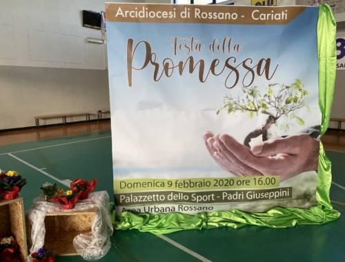 """""""AVRÒ CURA DI TE"""" – Festa della Promessa 2020"""