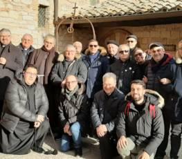 Esercizi spirituali dei nostri presbiteri