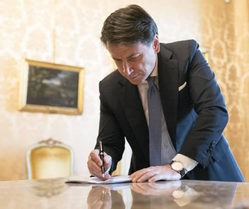 Italia Zona Rossa – Il Presidente Conte firma il nuovo decreto