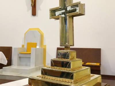 """Testo della Peregrinatio per i Comuni dell'Arcidiocesi della """"Reliquia della Croce"""" di San Francesco di Paola"""