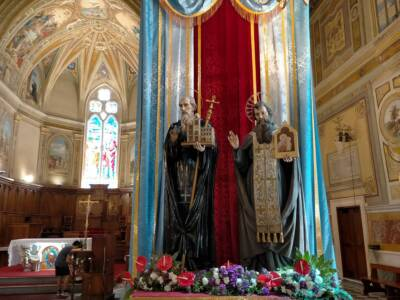 Omelia Festa San Nilo e San Bartolomeo 2020