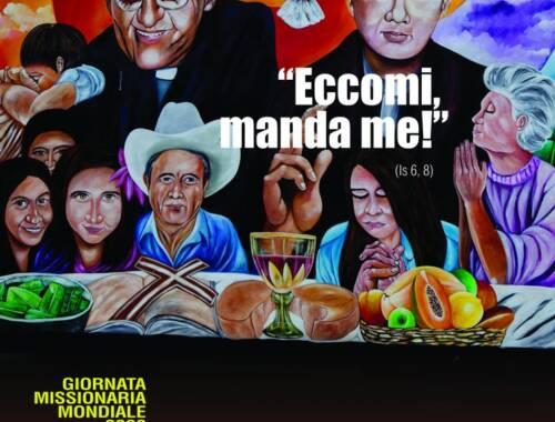 """Testo del """"Rosario Missionario"""" realizzato dalle Monache Agostiniane di Rossano"""
