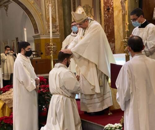 Omelia Mons. Satriano per ordinazione diaconale Raffaele Forellino