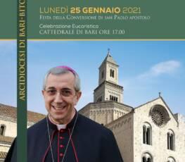 INIZIO DEL MINISTERO PASTORALE DI MONS. SATRIANO – OMELIA