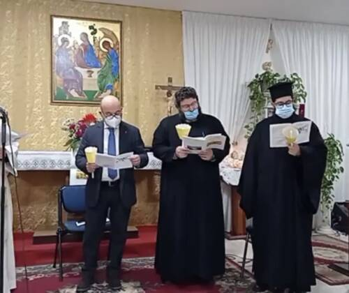 Preghiera Ecumenica