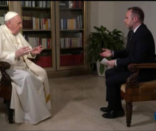 L'intervista a Papa Francesco