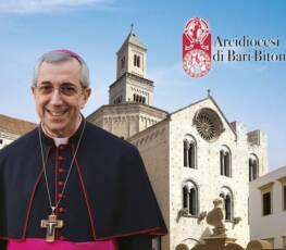 Indicazioni liturgiche per l'inizio del Ministero Pastorale di S.E. Mons. Giuseppe Satriano nell'Arcidiocesi di Bari-Bitonto