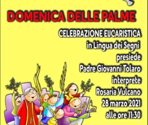 Celebrazioen Eucaristica in LIS