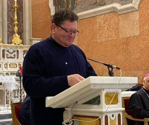 Adorazione eucaristica in preparazione all'Ordinazione Episcopale del nostro vescovo eletto Maurizio Aloise