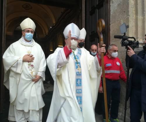 Ordinazione Episcopale Mons. Maurizio Aloise