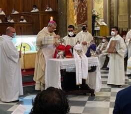 Omelia della Messa Crismale nel giorno del saluto di Mons. Satriano