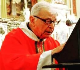 È tornato alla Casa del Padre Mons. Nicola Librandi