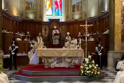 OMELIA –  Ingresso S.E. Mons. Maurizio Aloise