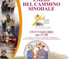 Domenica 17 ottobre apertura del Sinodo